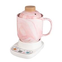 220V 360w 600 мл костяной Керамика здоровья чашки электрический горшочек Мультиварка автоматический назначение времени BB каша ароматический чай