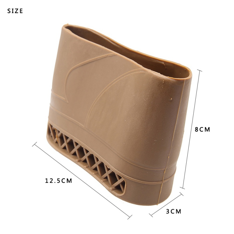Hunting Rifle Rubber Recoil Pad 6