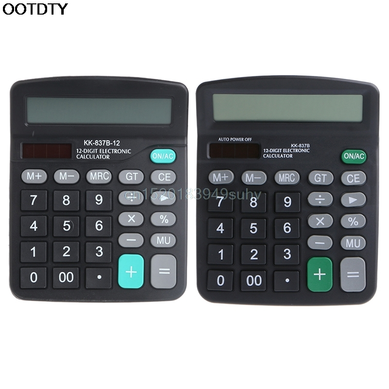 US $4 86 18% OFF|Battery Powered Digit Calculator Desktop Jumbo Large  Buttons #L059# new hot-in Calculators from Computer & Office on  Aliexpress com |