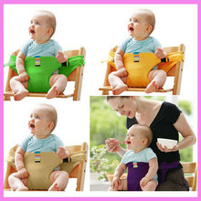 Portable Infant Baby Dinning Eatting Waist Bag Strap Child Car Chair Safety Seat Carrier Motorcycle Safety Belt 4~36 M