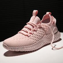 Women Running Shoes Breathable Mesh Sneakers 2019 Women Men Sports Zapatillas Hombre Deportiva Breathable Masculino Esportivo new arrival mens running shoes masculino esportivo sneakers shoe for men cheap sports athletic shoes hard court lightweight mesh