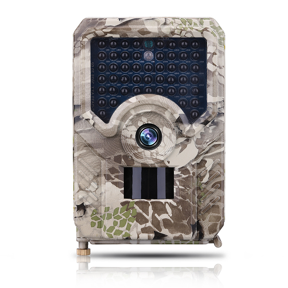 Outdoor Wild Camera Hunting Camera <font><b>PR200</b></font> HD 1080P 940nm Waterproof Photo Trap IR Night Vision DE Dropshiping image
