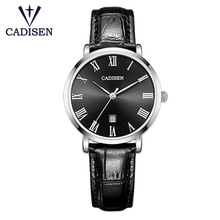 Ladies watch Cadisen luxury brand casual fashion leather quartz watch sports watch female lady relojes index Mujer dress up girl hot selling watch women senda brand luxury fashion casual quartz ceramic watch lady relojes mujer women wristwatches girl dress