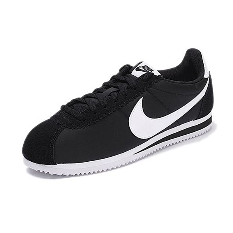 sports shoes 80fd6 50ddd NIKE Classic Cortez Nylon Mens Running Shoes Breathable Stability  Comfortable Support Sports Sneakers For Men Shoes 807472 011-in Running  Shoes from Sports ...