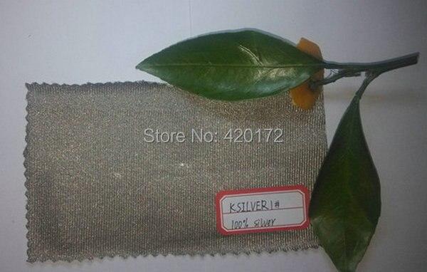 KSILVER1# Conductiver fabrics / Radiation Protection Fabrics / Silver fiber fabrics