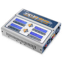 CQ3 100W 10A 1-6S AC100-240V D C11.0V-18.0V Balance Charger RC Charger JST_XH Adapter Board for LiPo LiFe NiMH NiCd Pb Battery