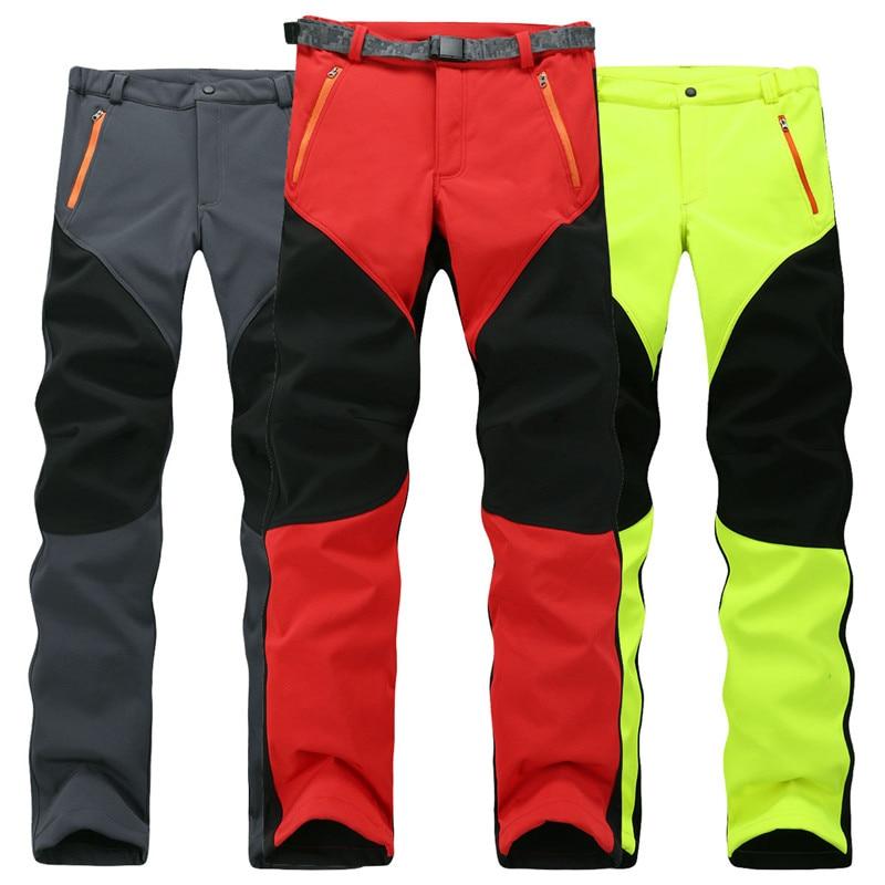 Camping Hiking Pants Men YKK Zipper Outdoor Sport Waterproof Windproof Fishing Pants Men Women Mountain Climbing Pants Male unbranded 2015 b men pants