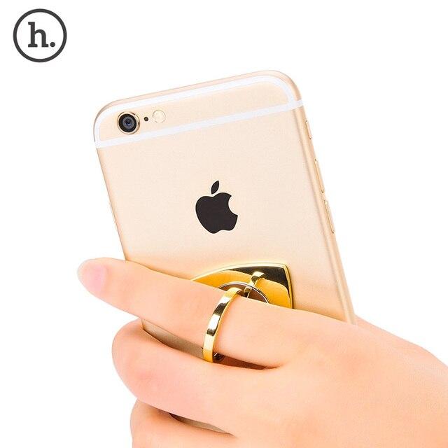 Pierścień na telefon tablet trójkąt dwa kolory