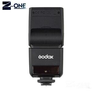 Image 3 - Мини вспышка Godox TT350 GN36, 2,4G, TTL HSS, Вспышка Speedlite + XPro X, трансмиттер, комплект триггеров для камер Canon, Nikon, Sony, Fuji, Olympus