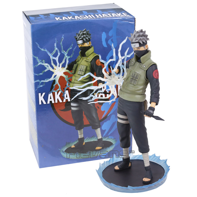 Naruto Hatake Kakashi Standard Ver. 1/6 Scale Statue PVC Action Figure Collectible Model Toy 1000toys toa heavy industries synthetic human 1 6 scale action figure collectible model toy brinquedos 28cm
