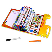 New Hot The First Children E Book English And Arabic Kid Quran Electronic Learning Reading Machine