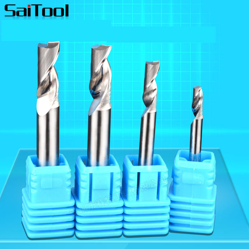 New Tungsten steel 8*22mm HSS CNC Straight Shank 1 Flutes End Mill Milling Cutter Metal Drill Bits Cutting uxcell 10 pcs silver tone hss 3mm cutting dia straight shank helical groove 2 flutes milling cutter end mill end mill