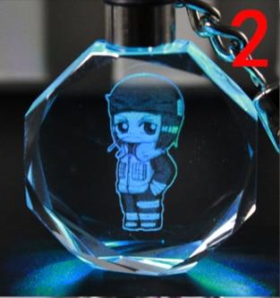 аниме Брелок кристалл Наруто в ассортименте 2