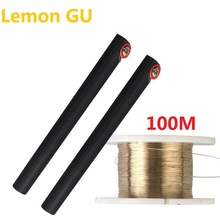 100M Golden Molybdenum Wire Cutting line with handle bar For Iphone 4s/5/6/6S Samsung S4/S3 Glass LCD Screen Separator