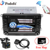 Podofo Car DVD Player GPS Car Radio Multimedia Bluetooth 2 Din 7 Car Audio Autoradio MP5