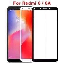Защитное стекло Redmi 6 стекло для Xiaomi readmi Redmi6 6a 6 A закаленное стекло Защита экрана на Ksiomi Xiomi Xiami