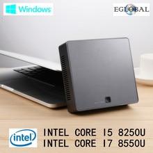 DDR4 Mini PC Intel Core i7 8550U 16GB RAM 512GB SSD Nuc Mini Computer i5  8250U windows 10 Pro Quad Core mini pc type-c HDMI e1495be7bbcf