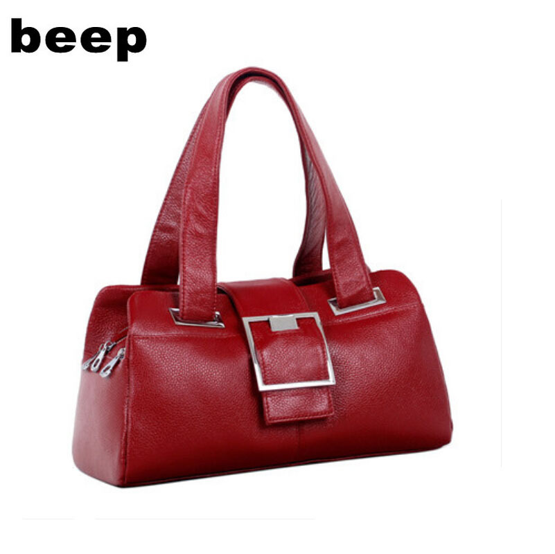 2017 High quality Brand women genuine leather bag Luxury women bag High quality