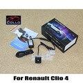 Для Renault Clio 4 2012 ~ 2015 / предотвращения столкновений лазерная противотуманные фары / 12 В стайлинга автомобилей / плохая погода авто аварии сзади хвост контрольная лампа