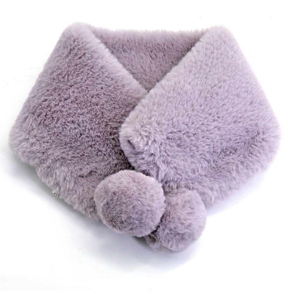 Soft Warm Dog Scraf Dog Accessories Winter Pet Neckerchief Scarves For Medium Large Dogs Pet Products With Cute Balls 17