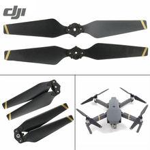 Dji Мавик Pro Drone RC Quadcopter FPV-системы Racing Двигатель часть 2 шт. ABS складной Пропеллеры Quick Release 8330 CW/CCW пропеллеры