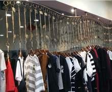 Демонстрационная подставка для магазина одежды На стене Ретро