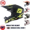 free shipping 2015 TORC Helmet adult moto helm casque casco capacetes motorcycle helmet off road racing cross motocross helmets