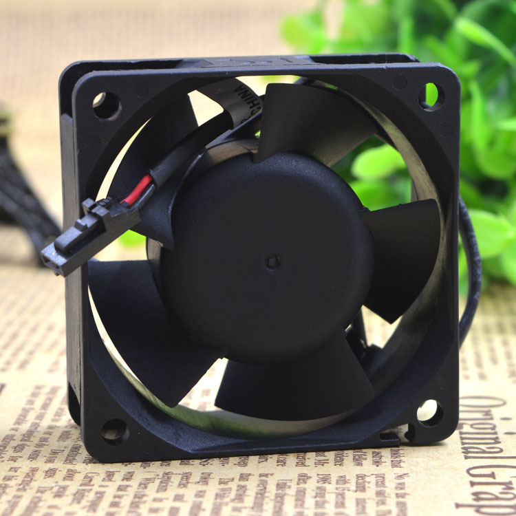 SUNON PMD2406PTB1-A 60*60*25 24V 6.0W 6CM 2 wire double ball inverter fan
