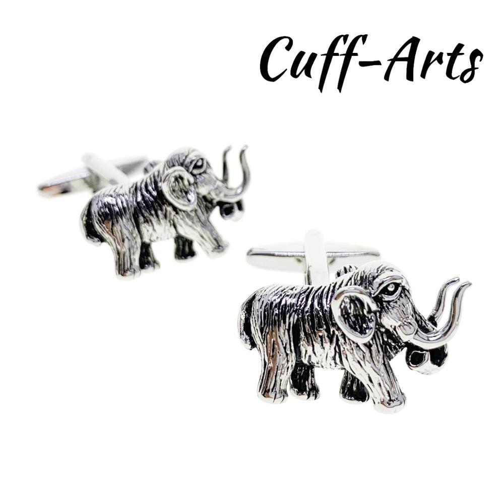 Cufflinks For Men Woolly Mammoth Cufflinks Gifts For Men Bouton De Manche Gemelos Gemelli Spinki By Cuffarts C10424