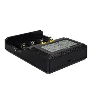 Image 5 - Miboxer C4 12 Pin Thông Minh 18650 26650 Sạc 4 Khe Cắm Màn Hình LCD 3.0A/Khe cắm tổng 12A cho Li Ion/ IMR/INR/ICR/Ni PK liitokala500
