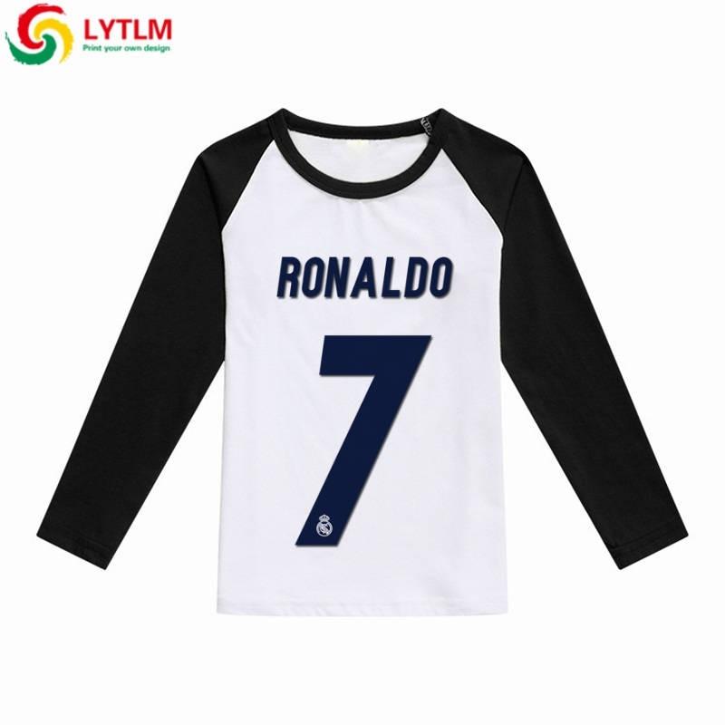 release date 954ed ed5e5 Pk Bazaar baby clothing children lytlm ronaldo kids jersey ...