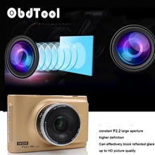 Big discount OBDTOOL Car DVR Q7 FHD 1080P HDR H.264 Camera Video Recorder 1Pcs GOLD BLACK OPTIONAL