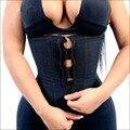 Corsé cuerpo Talladora de cintura entrenador cremallera cinturón Slim barriga Cincher de la cintura de adelgazamiento calzoncillos caliente Shaper cinturón fajas de las mujeres