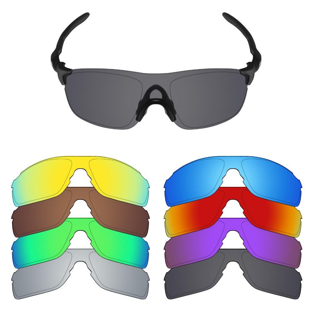 Mryok Polarizada Lentes de Reposição para Lentes De Óculos De Sol Oakley  EVZero Pitch (Lente Única)-Várias Opções d36966d59c