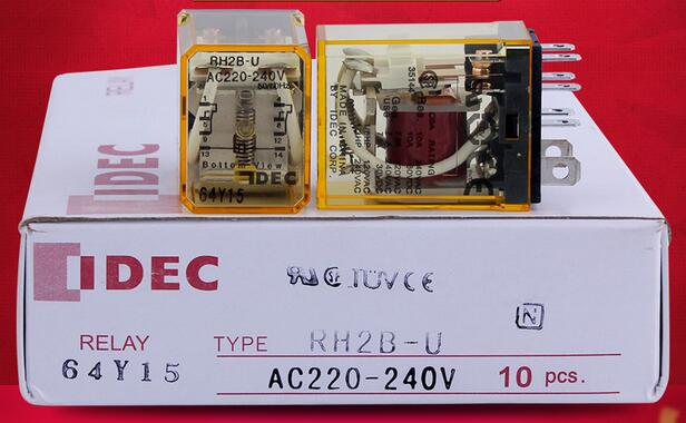HOT NEW relay RH2B-U AC220-240V  RH2B-U-AC220-240V RH2B-U-AC220V-240V RH2BU RH2B AC220V AC240V DIP8 2pcs/lot mk2p i mk2p ac220v dip omro relay only three pcs stock