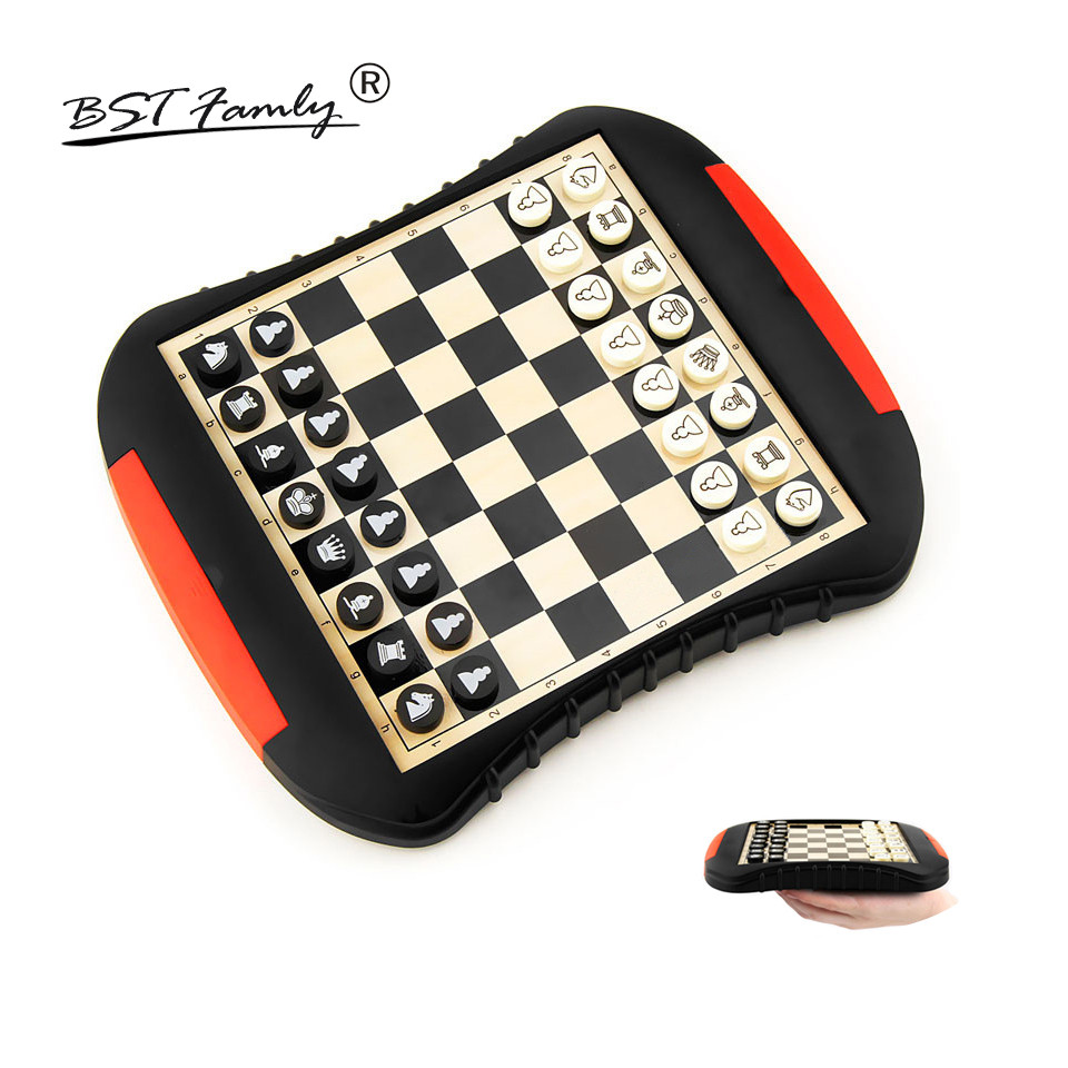 Https Item 32869854682html Ae01alicdn Avr Chess Game Using And Touch Screen Lcd Free Microcontroller Plastic Pieces Set Chessman Portable Magnetic No Folding Box Chessboard Souptoys