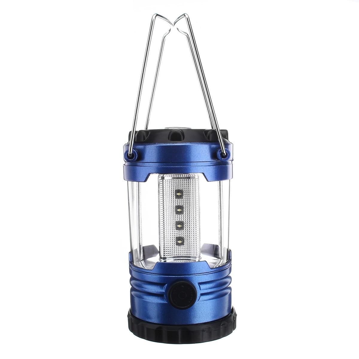 Camping Lights LED Flashlight Outdoor Portable Lantern Mini Tent Light Emergency Lamp AA