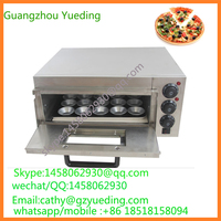 electric pedrail pizza oven /portable electric pizza baking oven /industrial electric conveyor pizza oven