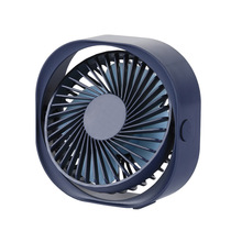 Mini Personal USB Desk Fan,3 Speeds Portable Desktop Table Cooling Fan Powered by USB,Strong Wind,Quiet Operation,for Home