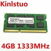 100 New Original Laptop Memory Ram For Micron MT DDR3 4G 1600 4GB 2Rx8 PC3L 10600S
