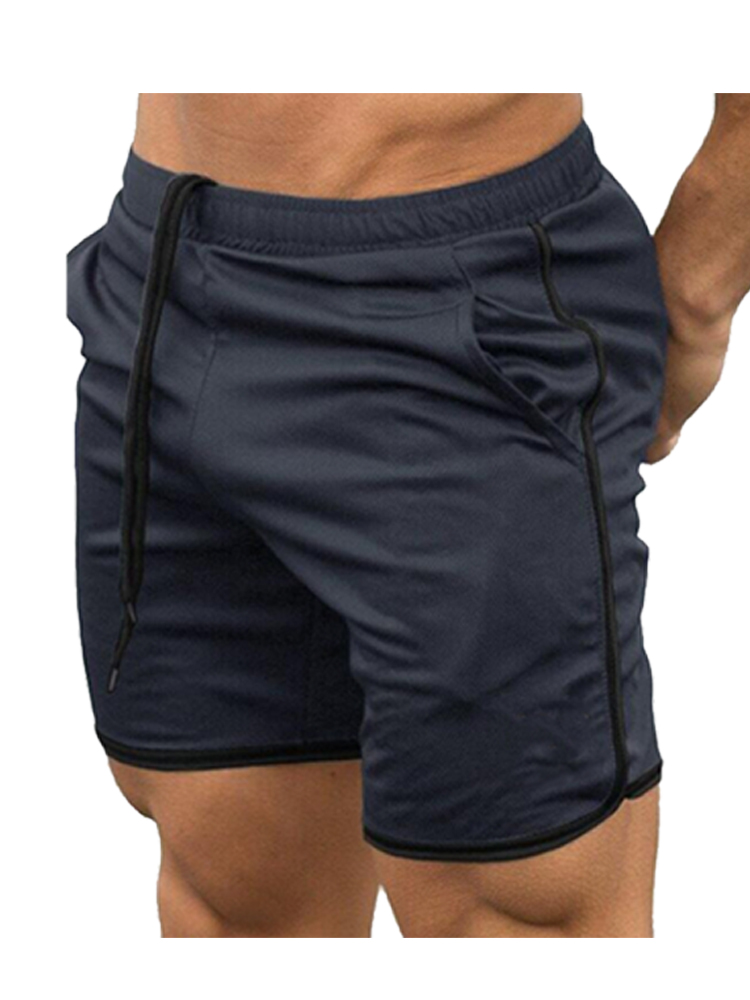 Men's Summer Shorts Quick-Dry Breathable Trunks Outdoor Sport Gym Beach Shorts Male Pants For Running Basketball Cycling