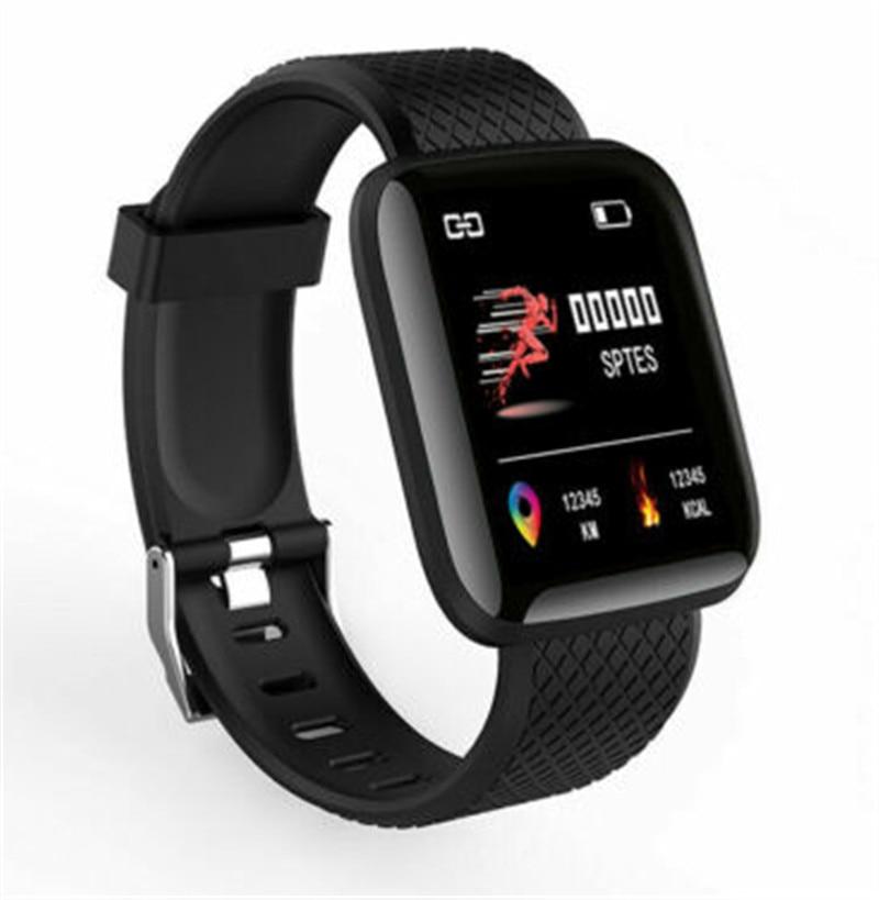 Banda de reloj inteligente para Fitness, rastreador de actividad deportiva para niños, ajuste para Android iOS CARLYWET 22mm alta calidad 316L Acero inoxidable correa de reloj de plata correas para La Bahía Negra Tudor