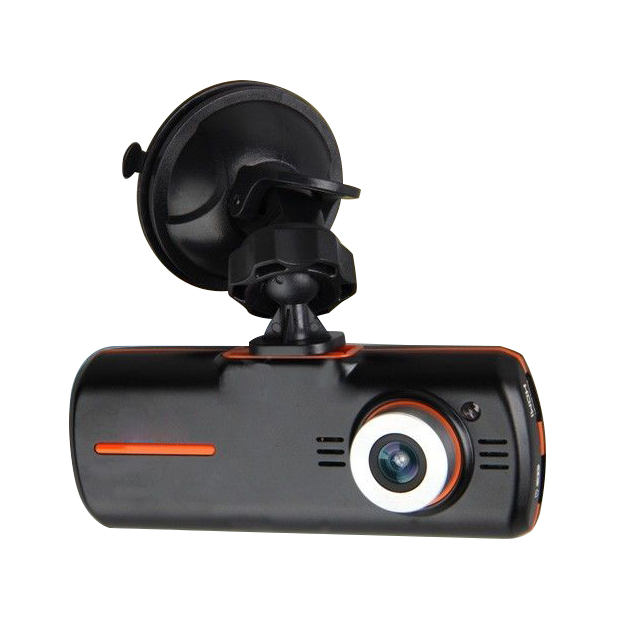1080P 2 7 HD LCD font b Car b font Dash Front Rear Dual Camera DVR