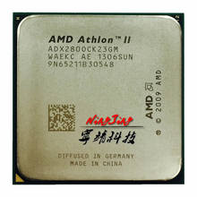 Amd athlon ii X2 280 3.6 GHz dual-core procesor cpu ADX280OCK23GM gniazdo AM3(China)