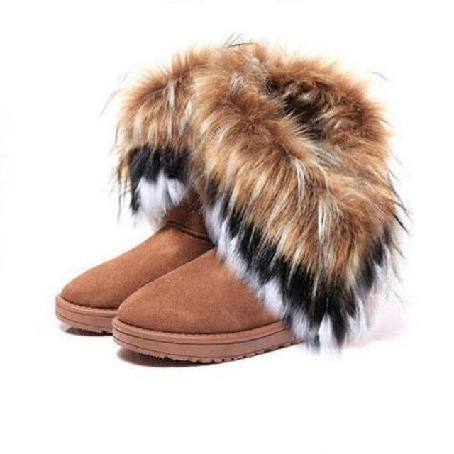 Women's Fashion Boots - 3 Colors 3