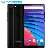 Original Vernee Mix 2 Helio P25 6GB 64GB Smartphone 6 0 18 9 FHD 4200mAh 13MP
