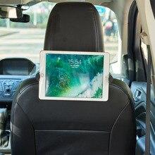 Araba Tablet Tutucu Otomobil Arka Koltuğu Kafalık Uzatılabilir Tablet Standları Tutucular ABS Aksesuarları Için 8.5-10 Inç Table...