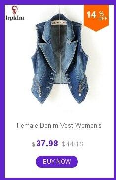 √Women Sleeveless Coat Waistcoat Vest 2018 Spring-Autumn ...