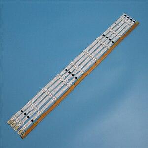 Image 5 - 9 Lamps LED Backlight Strip For Samsung UN32F5000AF UN32F5000AG UN32F5200AG UN32F5500AF UN32F5500AG Bars Kit Television LED Band