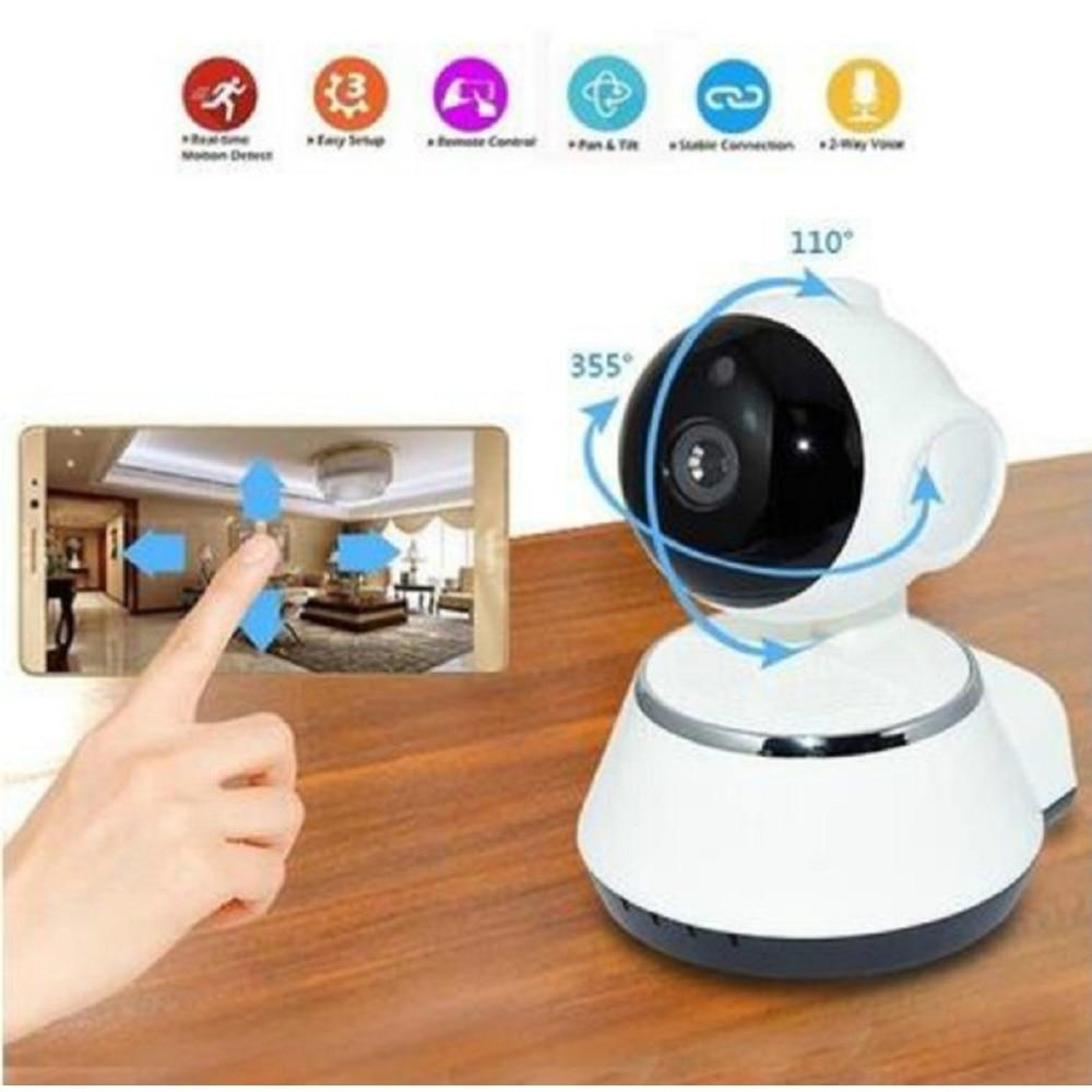 Mini IP Camera 720P Smart WiFi Camera WI-FI Audio Record Surveillance Baby Monitor Home Security Camera Support two-way talk